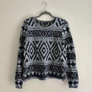 Lucky Brand • Jacquard Sweater